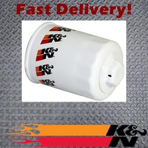 K&N HP-1010 Oil Filter suits Honda Integra Type S DC5 K20Z1 (DOHC 16 Valve)