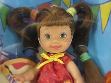 Barbie Kelly Club Pizza Time Chelsie Doll with Freckles NEW IN BOX!