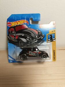 HOT WHEELS VW Beetle Coccinelle Volkswagen 1/64 3 inches
