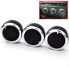Fit For Toyota Yaris Vitz Echo 98-05 Switch Knob Heater A/C Buttons Dials Cover