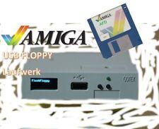 Amiga / Atari / Schneider Floppy Emulator mit OLED Display blau USB Sound Gotek