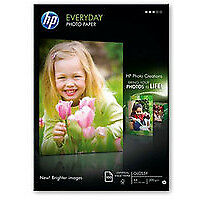 HP Q2510A Everyday Glossy Photo Paper A4 Pk100