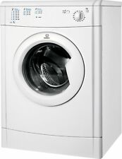 Indesit Eco-Time IDV75W Free Standing 7kg Vented Tumble Dryer - White