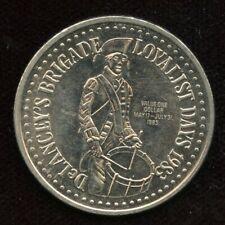 1983 Saint John, New Brunswick Trade Dollar Token Canada Coin Loyalist Days