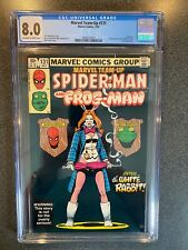 Marvel Team-Up No.131 CGC 8.0 (1983) - 1st Appearance of the White Rabbit