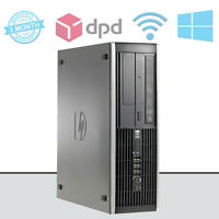 HP Compaq 8200 Elite SFF Computer Desktop PC Core i5 2400 16GB Ram 1TB HDD