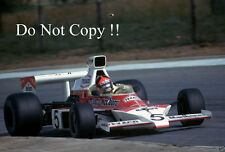 Emerson Fittipaldi McLaren M23 F1 Season 1974 Photograph 1