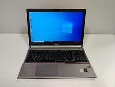 Fujitsu Lifebook E754 - Windows 10 Pro, Intel Core i7-4600M @2.90GHz, 8GB RAM...