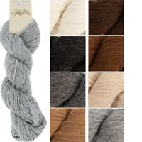King Cole Natural Alpaca DK Knitting Yarn Double Knit 50g