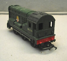 TRI-ANG OO Shunter 0-6-0 Diesel British Railways D3035 Excellent