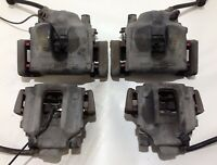 1997-2002 BMW Z3 Roadster Coupe Brake Calipers Set of 4 Front Rear 111k Z3002