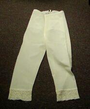 "Vintage New Montgomery Ward Firm Control Long Leg Pantsliner White Medium (28"")"