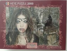 HEYE PUZZLE 2000 PC VICTORIA FRANCES : CAT  REF 29311 BRAND  NEW