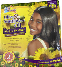 Sofn'free Olive & Sunflower oil No Lye Relaxer