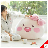 "KAKAO FRIENDS Mega Face APEACH Official Goods Giant Big Plush Doll -700mm, 27.5"""