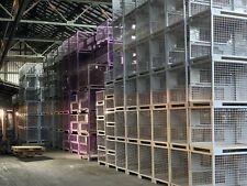 Gitterbox Gitterboxen Gebraucht Db Gitterbox Industrieboxen