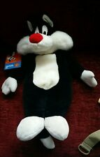 Sylvester the Cat Hot Water Bottle Cover or  Pyjama case - With tags - unused