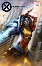 POWERS OF X #1 Lucio Parrillo Variant Cover Marvel Comics 1st Print New NM