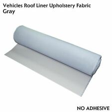 Headliner Material Fabric Foam Backed 84