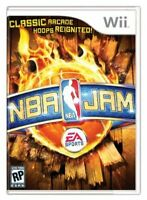 NBA Jam (Nintendo Wii Game)