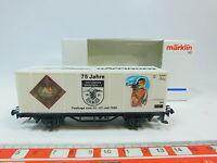 AW948-0,5 # Märklin H0/AC Somo / Wagon Transport de Conteneurs Goeppingen