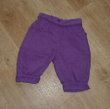 Monsoon Girls' 100% Cotton Trousers & Shorts (0-24 Months)