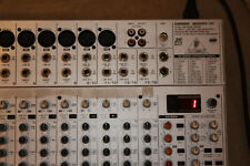 Behringer Eurorack UB2442FX 24 Input 4 Bus Live Mixer With Effects