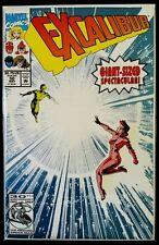EXCALIBUR #50 (1992 MARVEL Comics) ~ VF/NM Comic Book