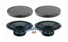 CIARE CW170Z COPPIA WOOFER 165mm 4ohm 120W PER ALFA FIAT VW + GRIGLIE FOCAL