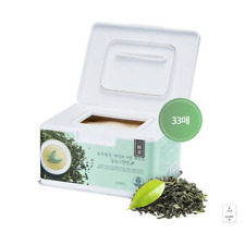 A'PIEU Daily Sheet Mask_ Green Tea (Soothing) One day One Pack 33p