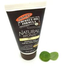 Palmers Coconut Oil Formula Natural Bronze Body Tanning Lotion Travel Size 20ml
