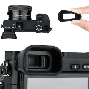 Viewfinder Soft Long Eyecup Eyepiece fr Sony A6000 A6100 A6300 replaces FDA-EP10