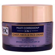 Roc, Multi Correxion 5 en 1, Poitrine,Col & Visage Crème, 48.3ml Ml (48 G)