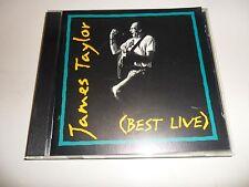 CD  James Taylor  – (Best Live)