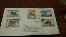 1962 San Marino First Day Cover - Vintage Cars (FDC54)