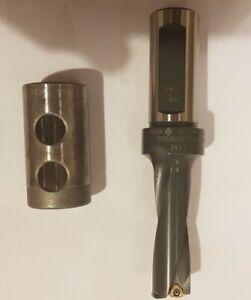 Stellram 20mm x 3D Indexable Insert U Drill