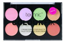 Technic Cream Corrector Palette - Concealer Contour Highlight Dark Circles Hide
