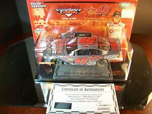 Jamie McMurray #40 Coors Light Charlotte Raced Win 2002 Dodge Intrepid R/T 4,932