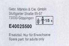 "Trix E40025500 ( 40025500 )  N - Schleiferfeder "" Kurz "" 10 Stück  NEU & OvP"