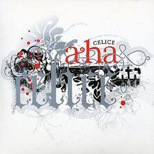 A Ha A-ha Celice 2TRX w/REMIX Card Sleeve UK CD Single SEALED USA Seller