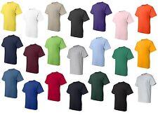 PEACHES BIG or TALL Mens Tees LT XLT 2XLT 3XLT 4XLT 50/50 COTTON BLEND T-Shirts