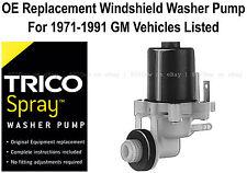 Windshield / Wiper Washer Fluid Pump - Trico Spray 11-504