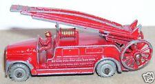 OLD LESNEY DENNIS Fire Escape 1/100 NO HO CAMION SAPEURS POMPIERS 1957 b