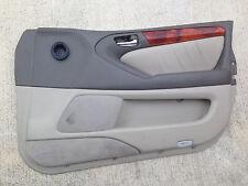 LEXUS GS300 GS430 GS400 OEM PASSENGER RIGHT FRONT DOOR PANEL 1998-2005 BEIGE TAN