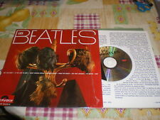 the beatles ain t she sweet pochette perruques 25 cm polydor reedition en cd