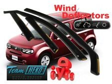 NISSAN CUBE 5D  2010  Wind deflectors  4.pc HEKO 24281