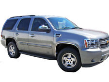 2007-2014 Chevrolet Tahoe (without OEM flares) Stainless Steel Fender Trim