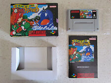 Super Mario World 2: Yoshi's Island_SUPER NINTENDO PAL - INTROVABILE