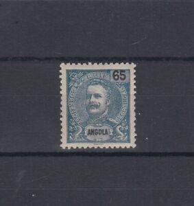 Portugal - Angola Nice Stamp MNH