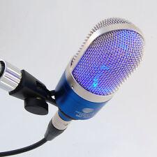 """MC-520 Microphone à condensateur, grande membrane 1"""" pour chant, instrument"""